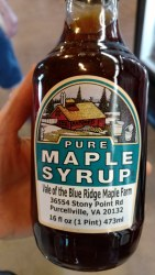 vale_Of_The_Blue_Ridge_Maple_syrup